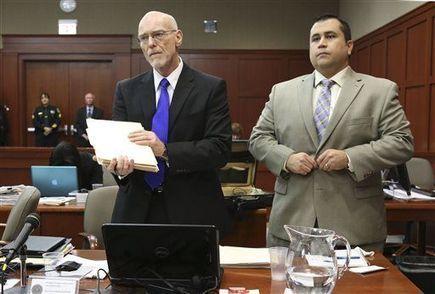 George Zimmerman rescues family from truck crash last week, police say | BloodandButter | Scoop.it