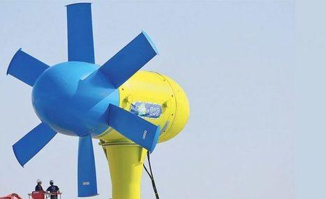 Découvrez l'hydrolienne la Sabella, qui va produire de l'électricité renouvelable au fond des océans | Green Imagineering | Scoop.it