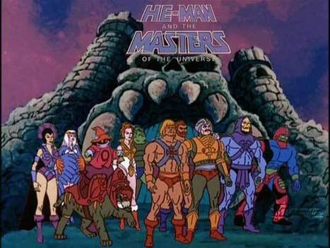 Masters of the Universe Il Film...parla il regista Jon M. Chu | Fumetti | Scoop.it