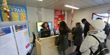 Bordeaux : l'Office de tourisme rouvre au public | Actu Réseau MOPA | Scoop.it