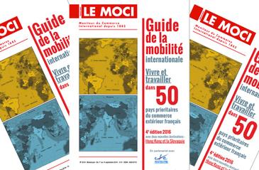 Parution de l'édition 2016 du Guide de la mobilité internationale (MOCI) - Le Moci | expatriation | Scoop.it