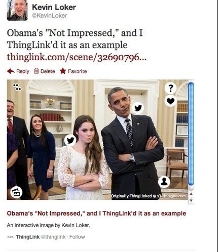 With ThingLink, Interactive Images in Tweets | Texten fürs Web | Scoop.it