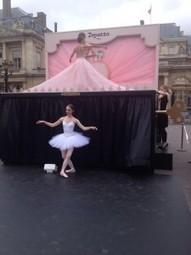 Repetto présente des ballets à Palais-Royal : Veille du Brand Content | Brands & Entertainment - Cinema, Art, Tourism, Music & more | Scoop.it