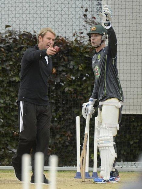 Warne puts positive spin on Australia's plight | Sports | Scoop.it