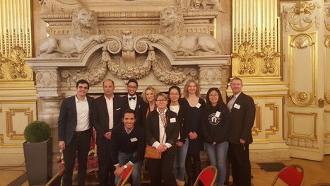Mustapha Haidar étudiant en 2ème année « Coup de Cœur » du Jury des Jeunes Ambassadeurs | Télécom Saint-Etienne | Scoop.it