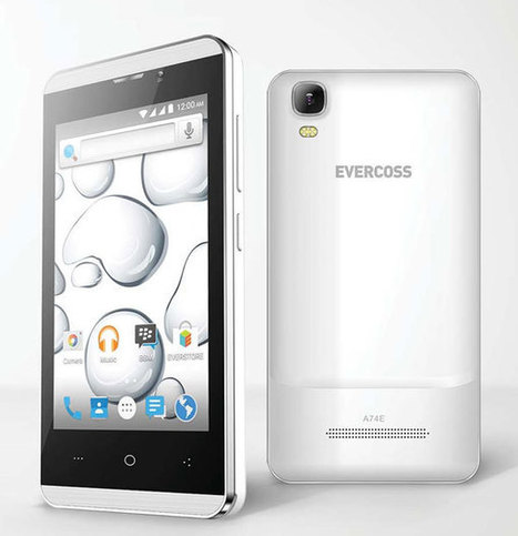 Harga Evercoss Winner T Compo - Update Juni 2016 | Informasi Harga HP Android | Scoop.it