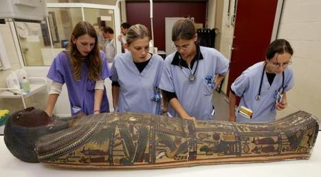 Le tombeau de Toutankhamon devrait livrer de nouveaux secrets en avril | Remarquables | Scoop.it