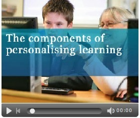 About the 4 Key Components of Personalised Learning | Personalize Learning (#plearnchat) | Scoop.it