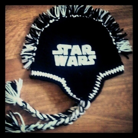 Star Wars Crochet Mohawk Hat | Vidi Fashion Factory (VIFF) | Scoop.it