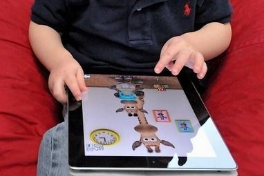 L'enfant et les écrans | Numérique & Jeunesse | Scoop.it