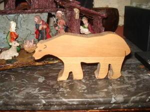 [PROJET DIY] Créer un ours polaire pour décorer son intérieur en hiver ! #bois #chantourner #hiver #décoration #DIY | Best of coin des bricoleurs | Scoop.it
