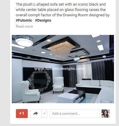 Dazzling Living Room Design | Interior Designing Services | Scoop.it