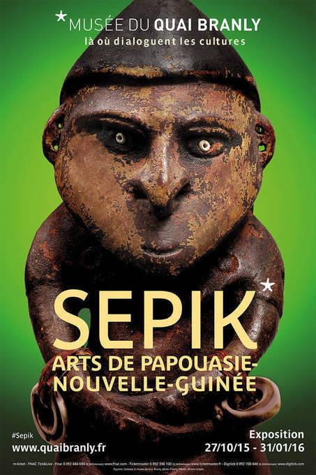 Art papou : le Sépik s'expose au Quai Branly | Tahiti Infos | Kiosque du monde : Océanie | Scoop.it
