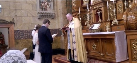 Restoring the Sacred: Rite of Betrothal | Marriage and Family (Catholic & Christian) | Scoop.it