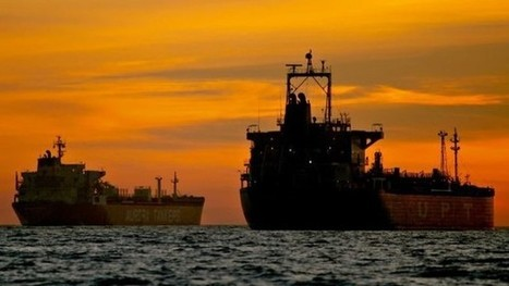 First US oil tanker arrives in Europe | Inequality, Poverty, and Corruption: Effects and Solutions | Scoop.it