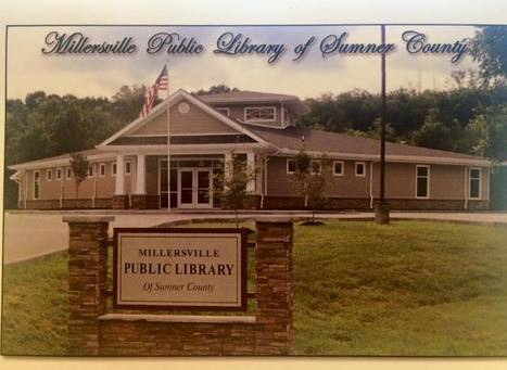 New Millersville Public Library Opens in Sumner County! | Tennessee Libraries | Scoop.it