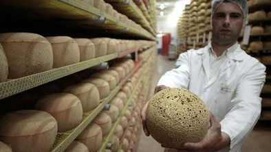 French outrage over 'filthy' cheese | Science is Cool! | Scoop.it