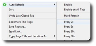 Firefox : Auto Refresh actualise automatiquement les pages web | Time to Learn | Scoop.it