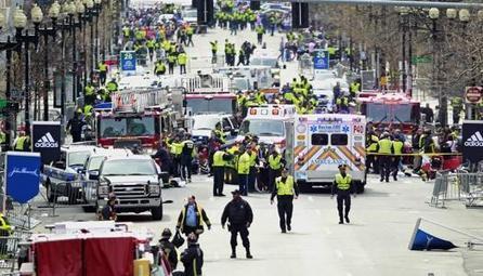 Authorities ID person of interest as Saudi national in marathon bombings, under guard at Bostonhospital | Media Controversies: Boston Marathon Bombings | Scoop.it