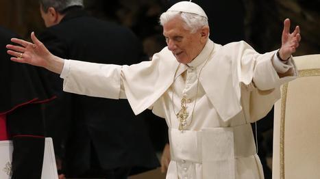 SMS, tweet et discours en latin... Quand les papes communiquent - Francetv info | Net-plus-ultra | Scoop.it