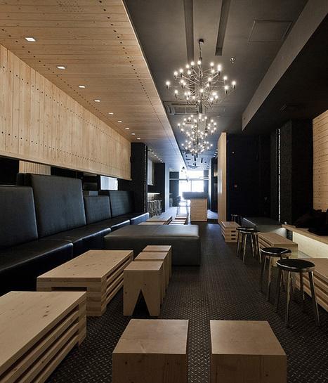 Nội thất quầy Bar rượu vang ấm cúng tại Budapest | Tạo dựng không gian đẹp | Scoop.it