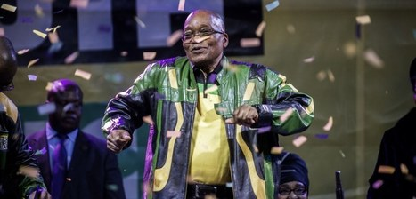 'The Pool Is for Fire Safety,' and Other Excuses for Remodeling Jacob Zuma's Mansion | Africa The Motherland | Scoop.it