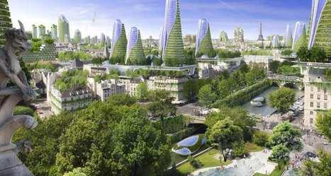 Paris se rêve en Smart City | Paris pepites | Scoop.it