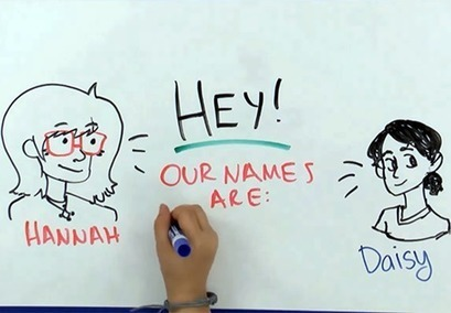 Education Through Students' Eyes: A Dry-Erase Animated Video | Whole Child Development | Scoop.it