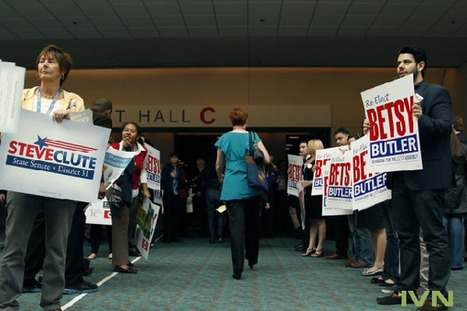 Social Media Sights and Sounds of California Democratic Convention - Independent Voter Network | Social Media & Networking | Scoop.it