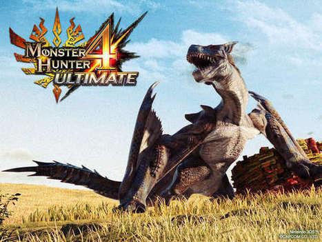 Monster Hunter 4 Ultimate Promo Video | monster hunter | Scoop.it
