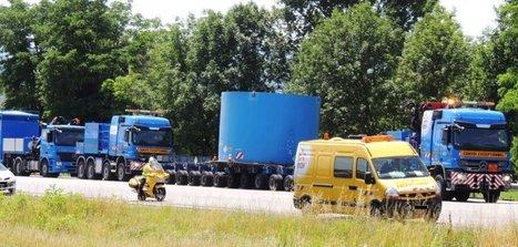 Transports de matières radioactives   Le Côté Obscur du Nucléaire Français   Scoop.it