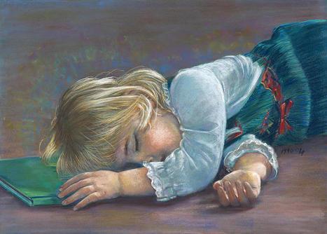 A criança e o sono | JUST4MOMs | Scoop.it