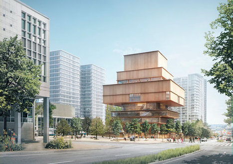 New Design for Vancouver Art Gallery Unveiled | The New York Times | Kiosque du monde : A la une | Scoop.it