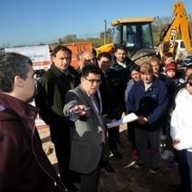Arranca la obra para relocalizar 120 familias que viven sobre el aroyo de El Gato. | La Plata: inundada e inundable | Scoop.it