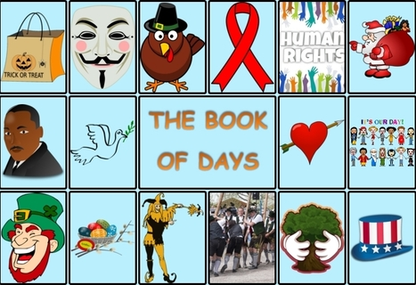 The Book of Days | Teaching English | Scoop.it