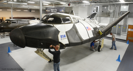 Sierra Nevada Corp. moves ahead on NASA milestones for Dream Chaser spaceship | The NewSpace Daily | Scoop.it