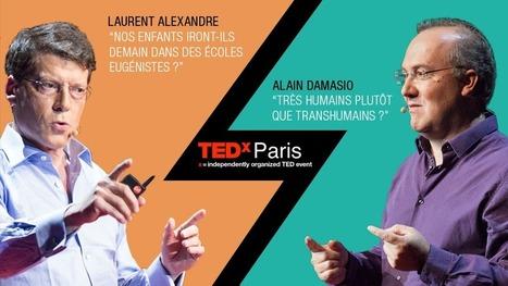 Société humaniste ou eugéniste ? Deux visions du futur s'opposent à TEDxParis 2014 | TEDxParis | Managing the Transition | Scoop.it