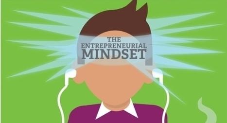 [Infographie] L'entrepreneuriat est un état d'esprit pour 90% de la population - Maddyness | délégation e-commerce | Scoop.it