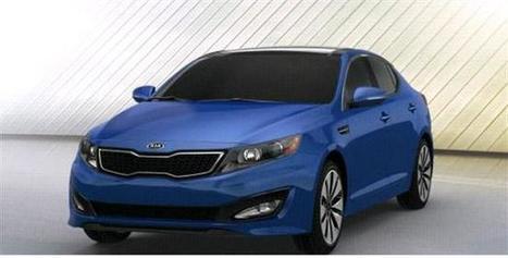 Kia Optima Mid Size Sedan for Sale in Sugar Land | Chevy Car Dealer | Scoop.it