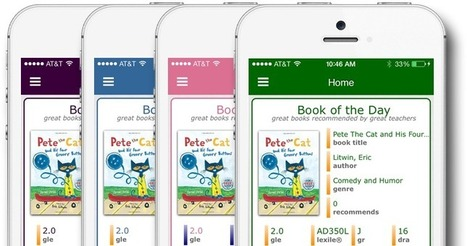 Level It Books™ - Find reading levels fast and digitally manage your library of books! | Education | Scoop.it