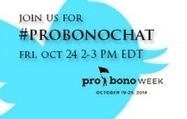 5 Ways to Participate in Pro Bono Week | Executive in Residence | Scoop.it