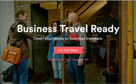 How Airbnb is Quietly Positioning Itself to Disrupt the Meetings Industry | Médias sociaux et tourisme | Scoop.it
