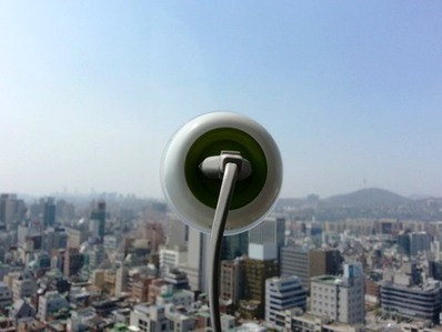 Solar Power Plug Socket Turns Any Window into a Charger | The New Technology in the World | Scoop.it