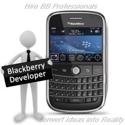 Hire Blackberry Developers For Effective and Astonishing Applications | Technology | Scoop.it