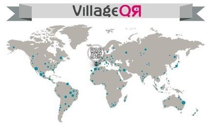 VillageQR, la comunidad de ciudadanos y ciudades inteligentes | REALIDAD AUMENTADA Y ENSEÑANZA 3.0 - AUGMENTED REALITY AND TEACHING 3.0 | Scoop.it