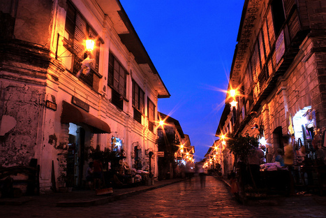 DIY Walking Tour - Vigan City | The Traveler | Scoop.it