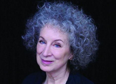 Author Margaret Atwood shares her love of writing in library literacy program | Tulsa World | Serial Fiction | Scoop.it