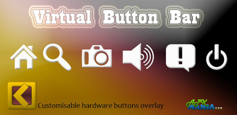 Virtual Button Bar v2.9.4 APK Free Download - APk Android Apps | Free APk Android | Scoop.it