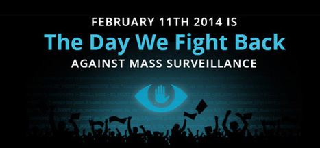 February 11 will be the day for Online protest against NSA Surveillance, Join NOW - Hackers News Bulletin | Domestic Drones | Scoop.it