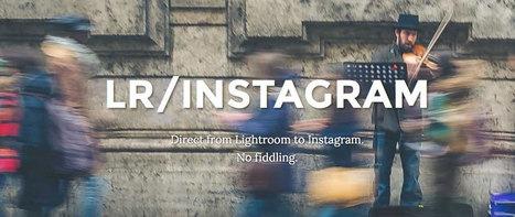 LR/Instagram : publier ses photos Lightroom vers Instagram sans chichis | La photographie, news, expositions, tuto, matériel, ....  Photo, photography, photographer, photographe | Scoop.it